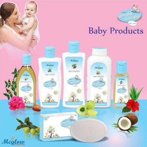 Herbal Baby Care Shampoo