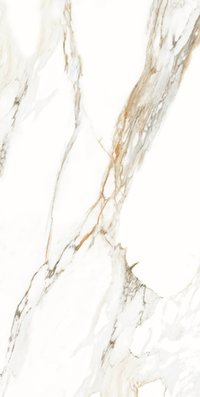 CALACATTA LUX 800X1600MM GLOSSY PORCELAIN TILE