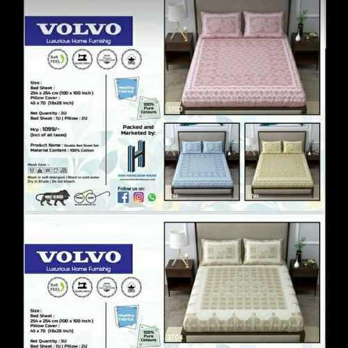 Volvo Jaipuri double bedsheet