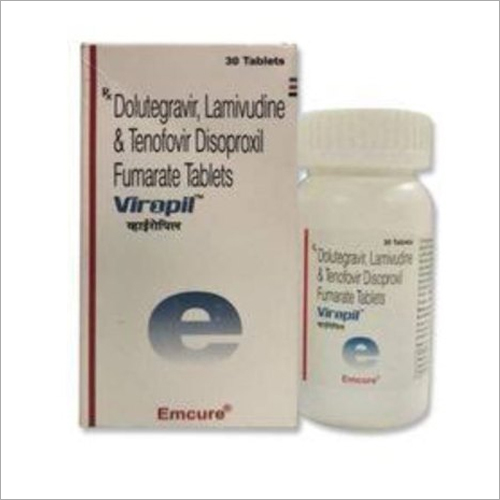Dolutegravir Lamivudine and Tenofovir Disoproxil Fumarate Tablets