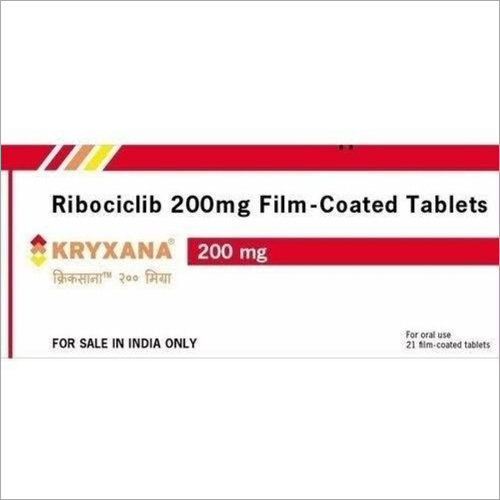200 mg Ribociclib Film Coated Tablets