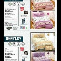 Bentley Jaipuri double bedsheet
