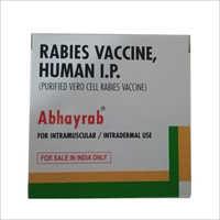 10 Vial Rabies Vaccine Human IP