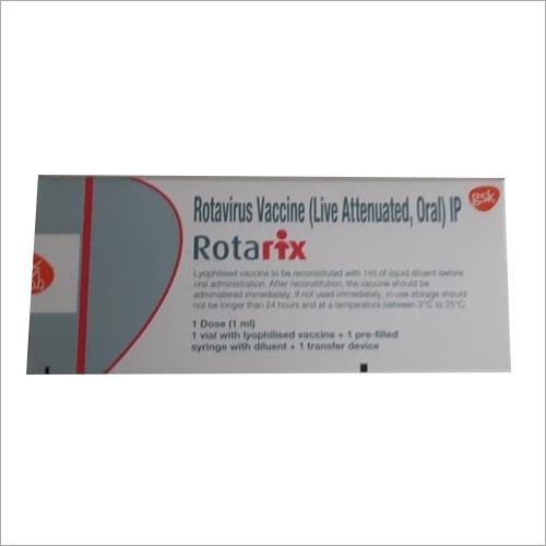 Live Attenuated Oral Rotavirus Vaccine IP
