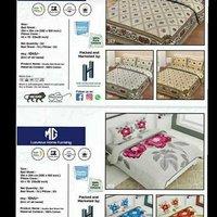 MGJaipuri double bedsheet