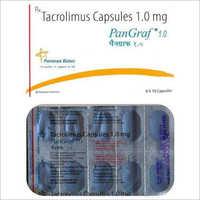 1 mg Tacrolimus Capsules
