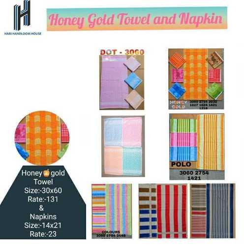 Honey Gold napkin