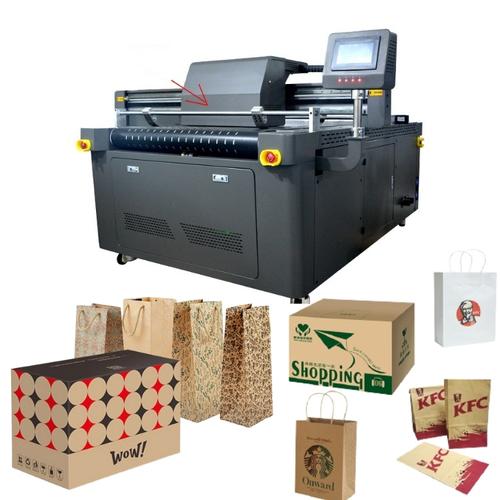 Single Pass Carton Printer