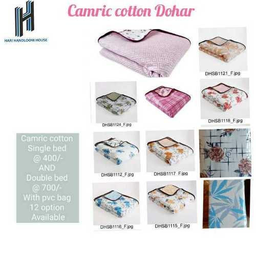 Camric cotton Dohar