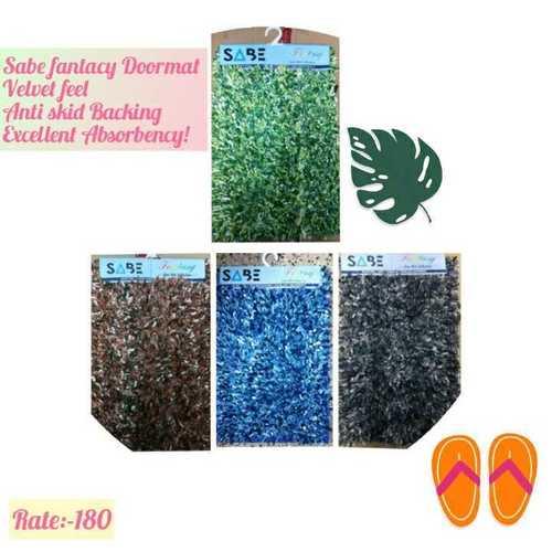 Saba floor mat