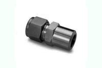 Stainless Steel Single Ferrule Male Pipe Weld Connector