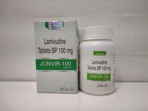 Lamivudine Tablet IP 100 Mg