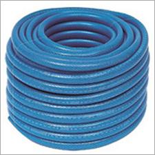 Transparent Blue Plastic Vacuum Hose
