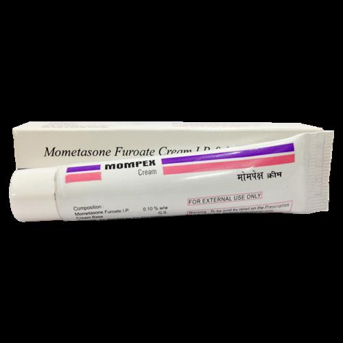 MOMPEX CREAM (MOMETASONE 0.1 %W/W)