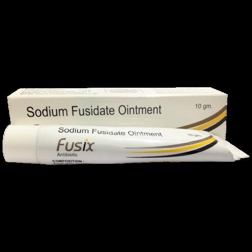 SODIUM FUSIDATE CREAM (FUSIX 2% W/W)