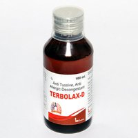 Anti Tussive Anti Allergic Decongestant Syrup