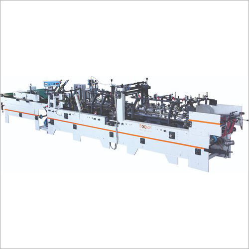 Velocity High Speed Carton Folder Gluer Machine