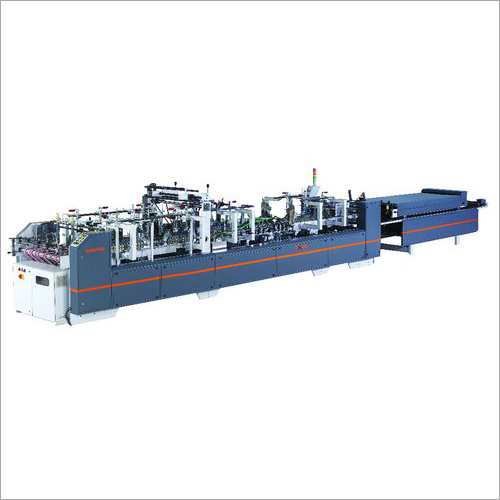 Box Folding And Gluing Machines