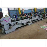 Velocity 4 Fold Carton Side Pasting Machine