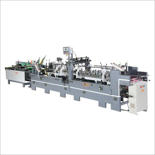 Carton Pasting Machine