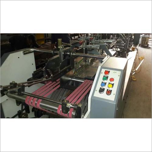 Boxtech Box Packaging- Pasting Machine- Folding And Gluing Machine
