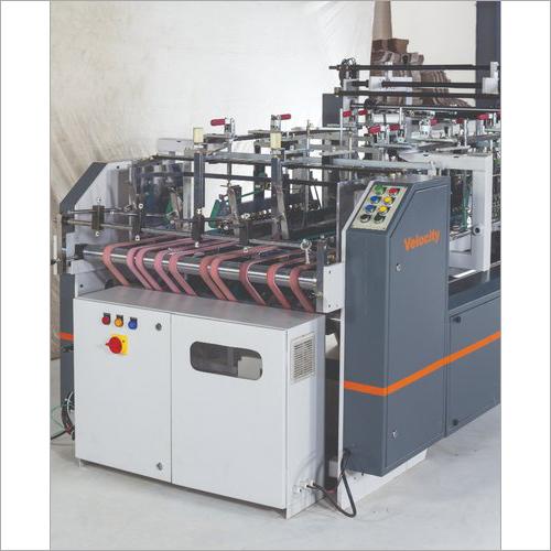Corrugated Carton Folder Gluer Machine