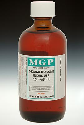 Dexamethasone Elixir
