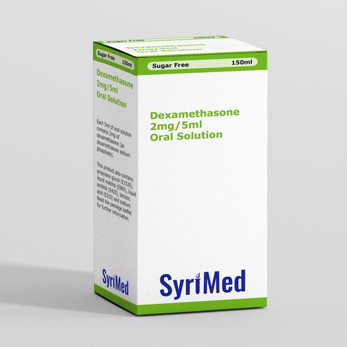 Dexamethasone Oral Solution