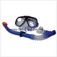 Swimming Mask And Snorkel Set