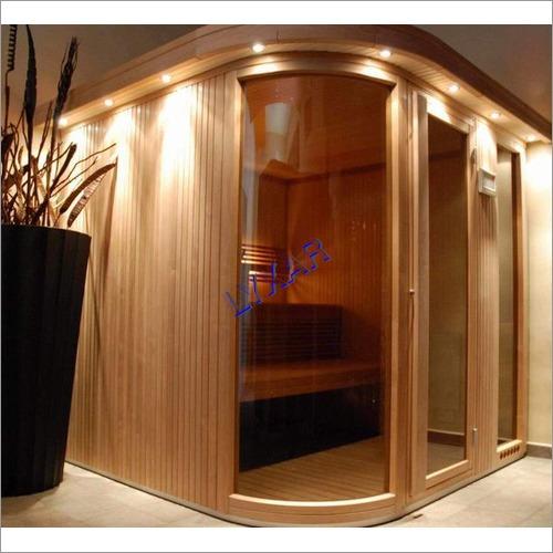 Sauna Cabin Bath