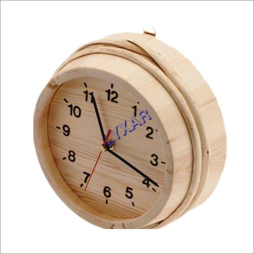 Sauna Clock