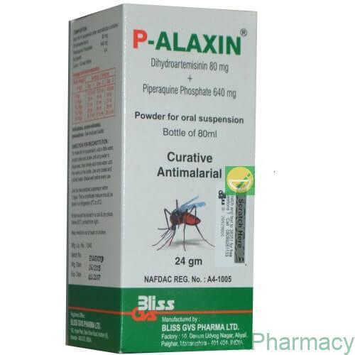 Dihydroartemisinin and Piperaquine Phosphate For Oral  Suspension