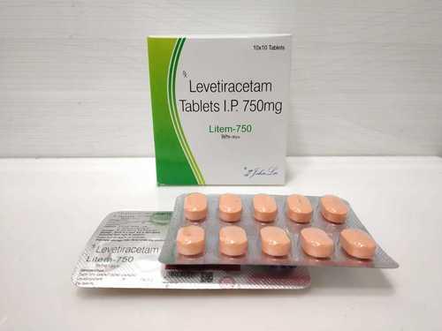 Levetiracetam IP 750 MG