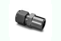 Stainless Steel Flare Male Pipe Weld Connector