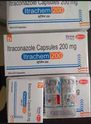 ITRACHEM 200 MG CAPSULE