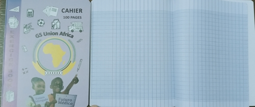West Africa CAHIER 100 Pages