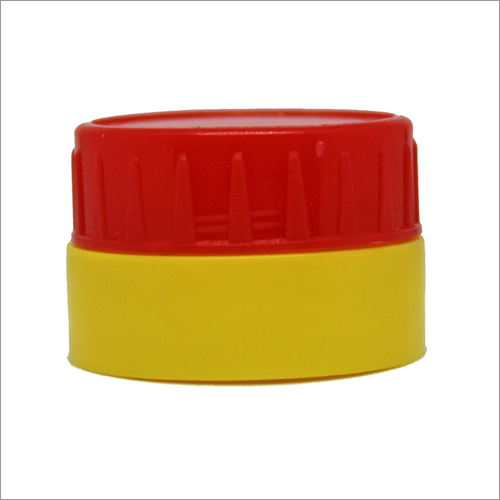 Plastic Two Color CTC Caps