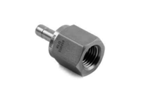 Stainless Steel Flare Female Adapter