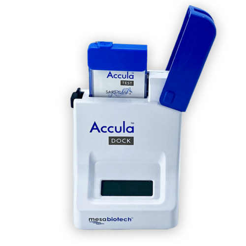 ThermoFisher Scientific Accula System Rapid & Reliable RT-PCR Test for Corona in 30mins