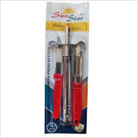 MS Gas Lighter Knife And Peeler Set