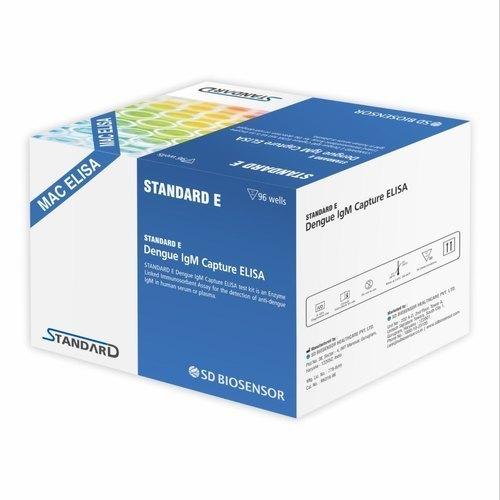 Standard E Dengue Elisa Analyzes IgM Test Kit
