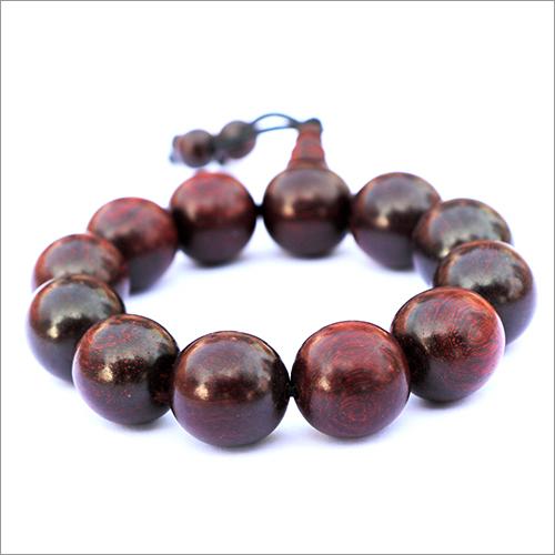 Natural Wood Beads Bracelet