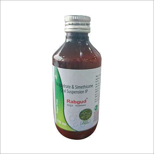 Magaldrate And Simethicone Oral Suspension IP