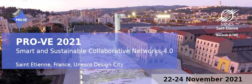 PRO-VE 2021 - 22nd Working Conference on Virtual Enterprises