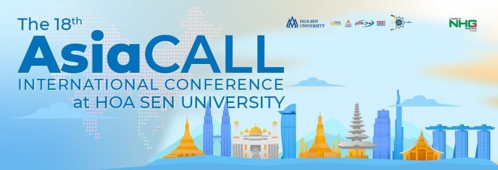 The 18th AsiaCALL International Conference