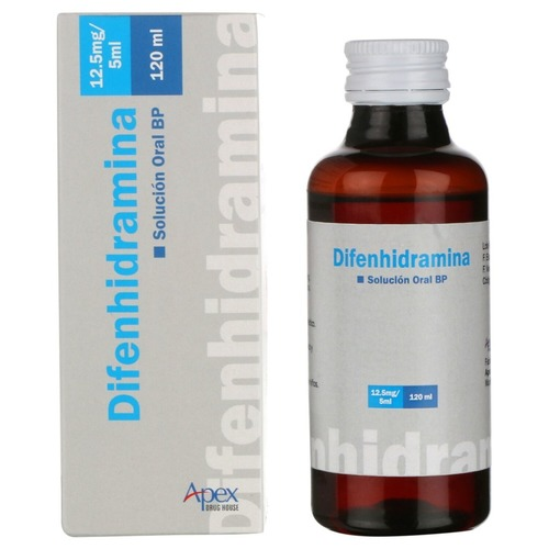 Diphenhydramine Oral Solution