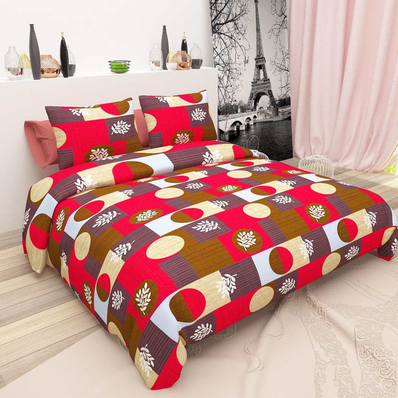 Printed Bedsheet