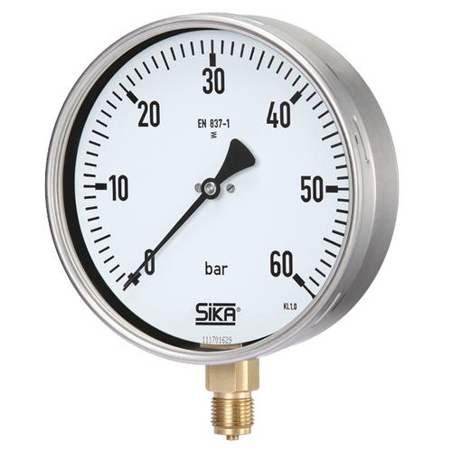 Pressure Gauge glass for gauge and instrument