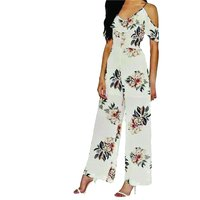 GRS Recycle Cotton Ladies Jumpsuits