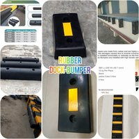 S Type Rubber Bumper Along With Inner